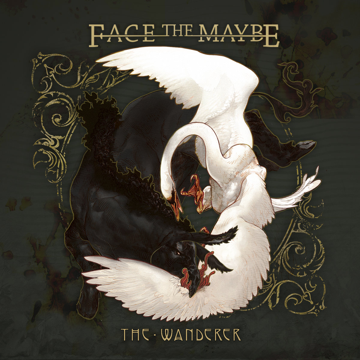 Face The Maybe - The Wanderer
