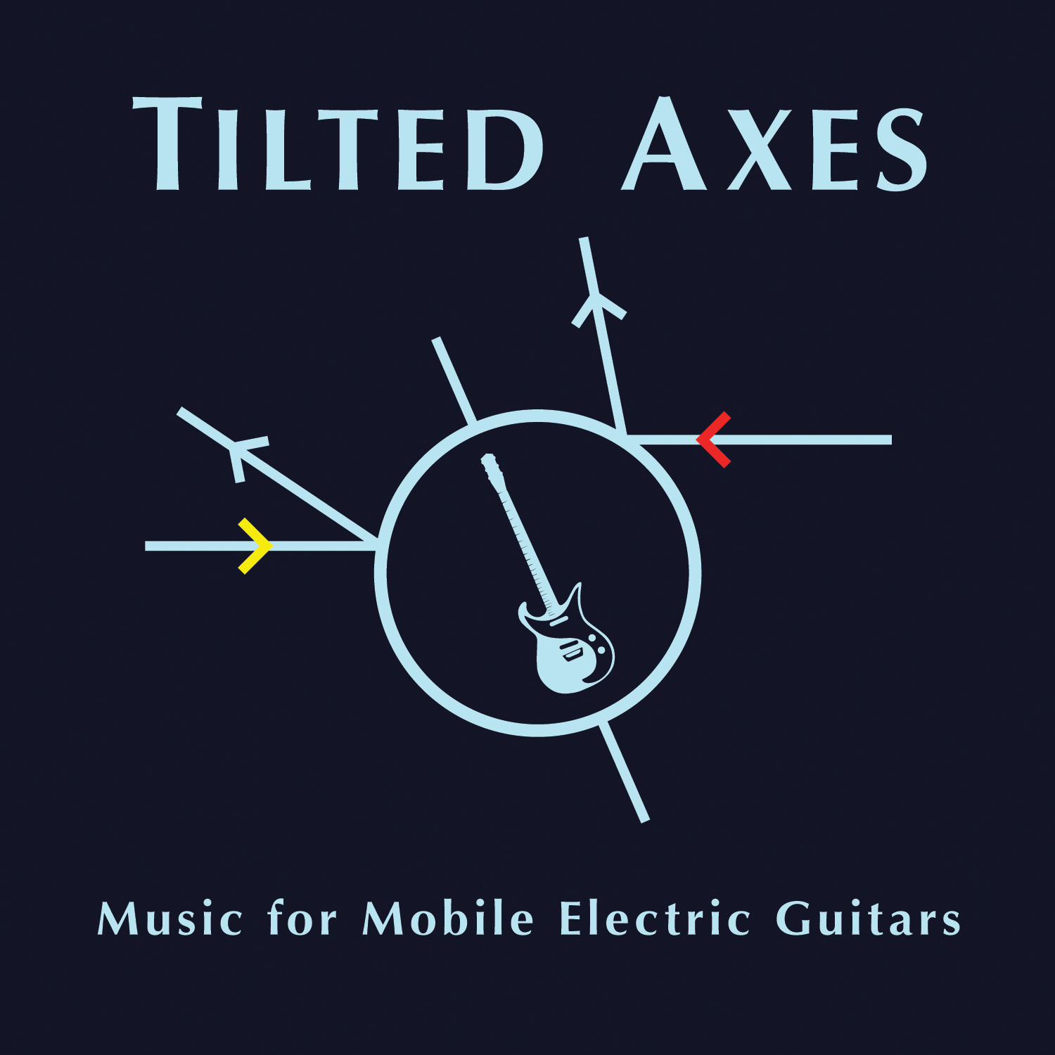 Music for Mobile Electric Guitars