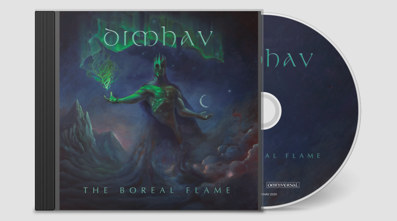 Dimhav-The_Boreal_Flame-CD
